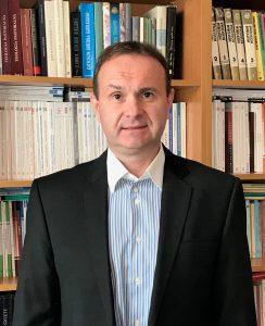Ks. dr hab. Dariusz Krok prof.UO